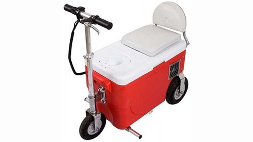 cooler beer Party bike funny - 7589518080