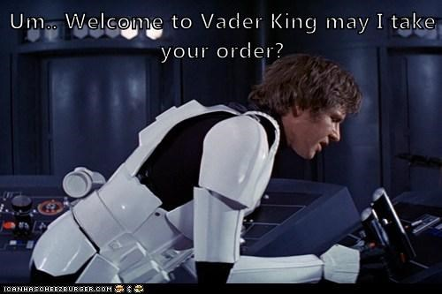 star wars burger king funny fast food - 7589564672