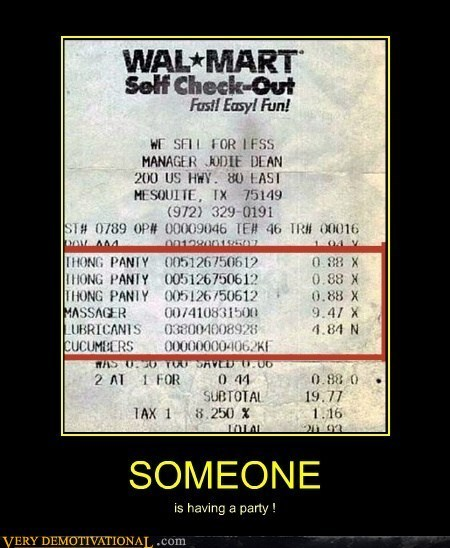 wtf wal mart Party funny - 7589602560