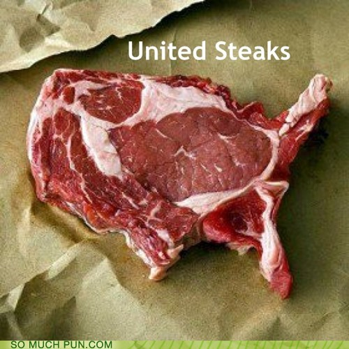 usa steak puns funny meat - 7589615360