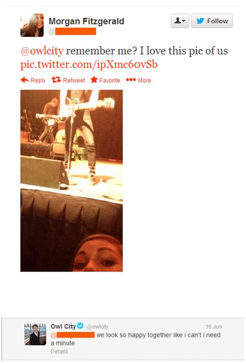 owl city twitter selfie Twitpic - 7589760000