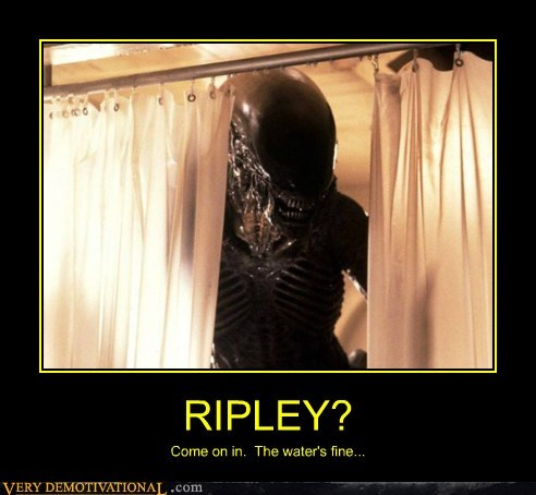 RIPLEY? Come on in. The water's fine...