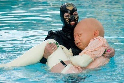Babies wtf masks really wtf funny