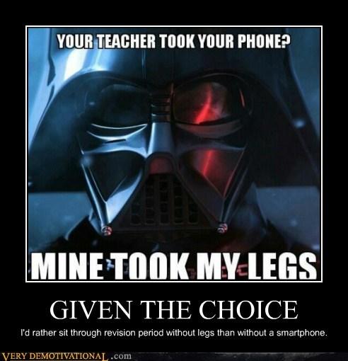 phone legs funny darth vader - 7591354368