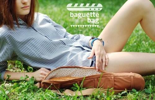 bags purses bread funny - 7591994368