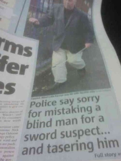 ouch headline funny newspaper fail nation - 7592297984