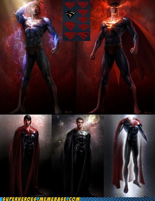 wtf funny superman concept art - 7592679936