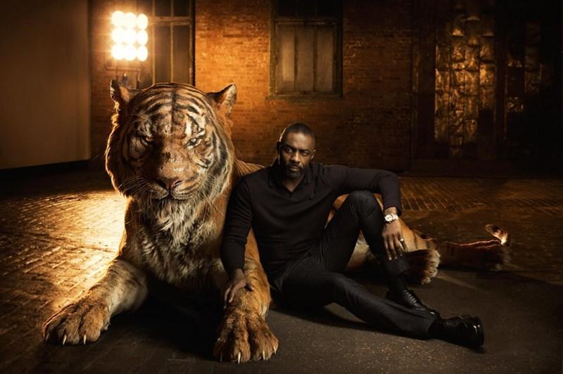 christopher walken disney Jungle Book Idris Elba scarlett johansson - 759301