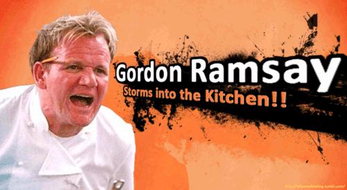 super smash bros gordon ramsay hells-kitchen