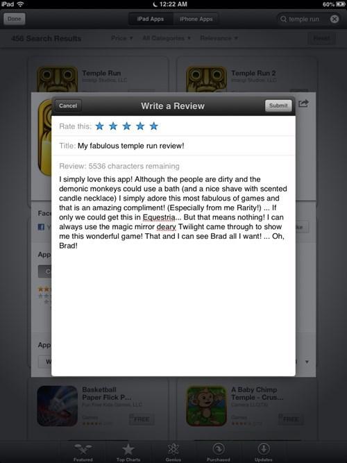 reviews temple run rarity - 7593527808