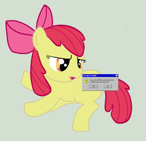 error,apple bloom,cutie marks