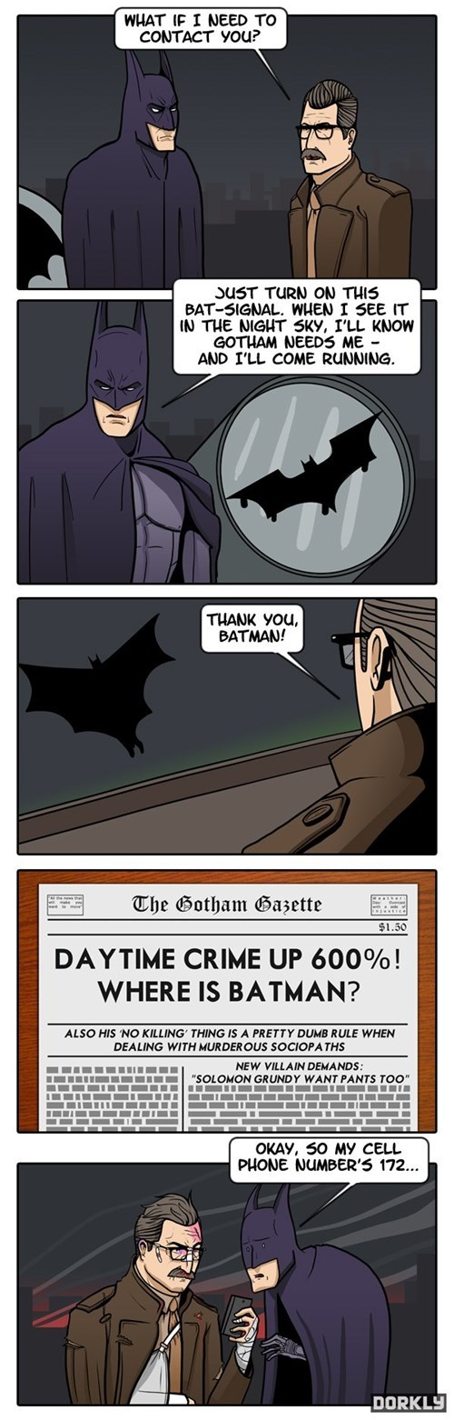 useless,batman,funny,Bat signal