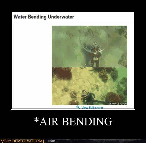 air bending Avatar funny - 7594826752