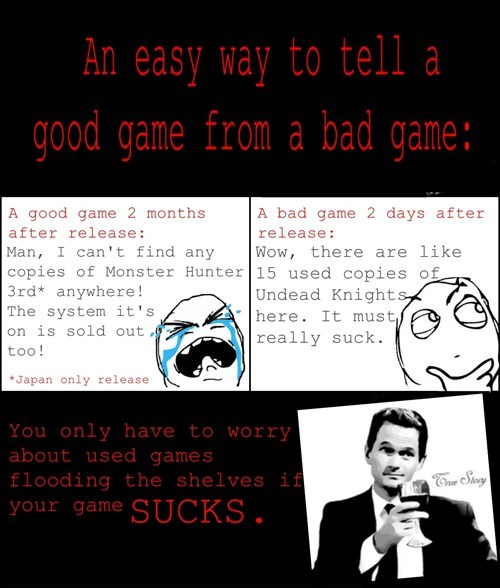 used games,true story,Rage Comics