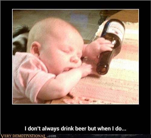 beer wtf kids drunk funny - 7596459520