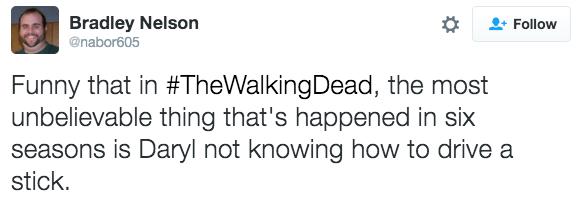 twitter daryl dixon The Walking Dead - 759813