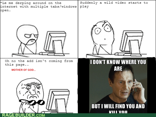 taken,youtube ads,liam neeson,youtube,ads,autoplay