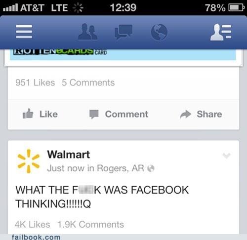 Walmart,company facebook