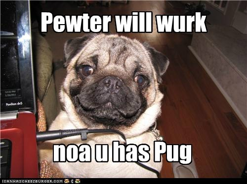 pug it computer funny - 7599141120