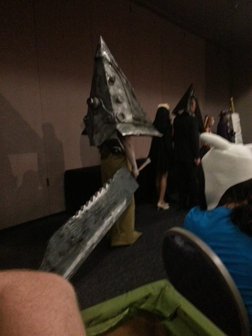 cosplay pyramid head video games - 7599467008