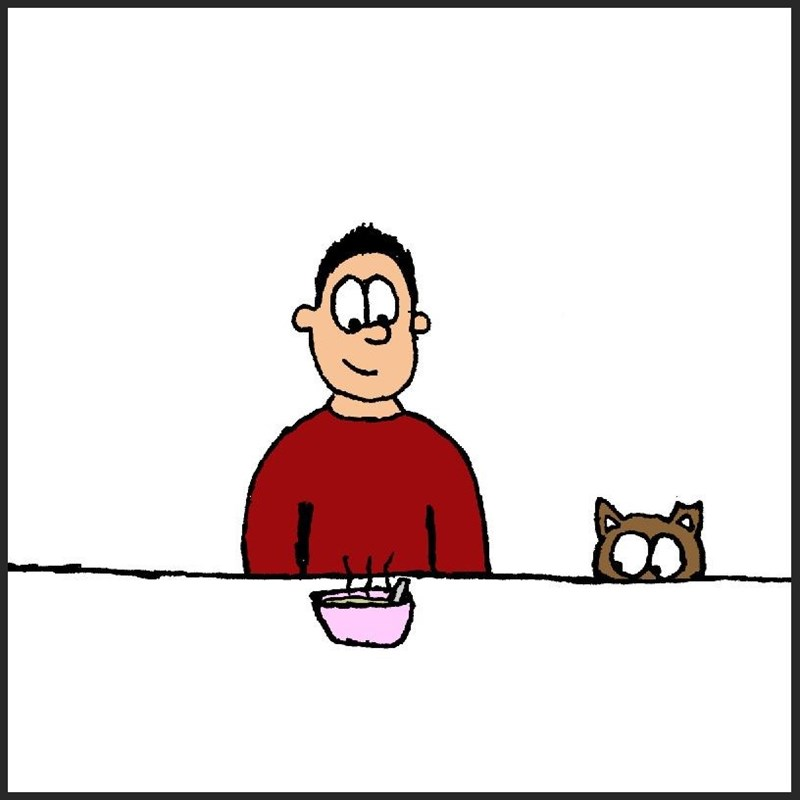 comics food Cats web comics - 7599621