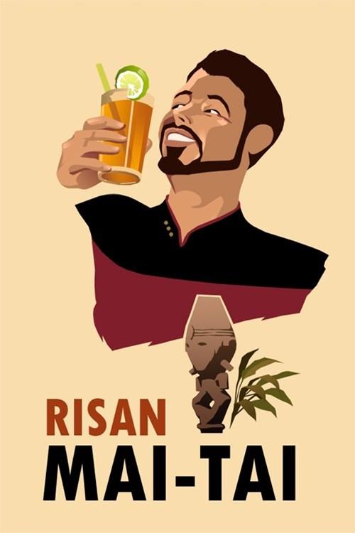 Riker risan Star Trek funny - 7599802880