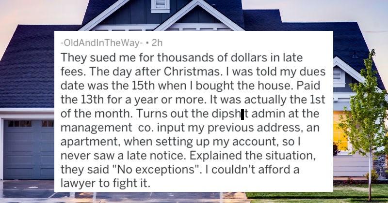 Homeowners stories