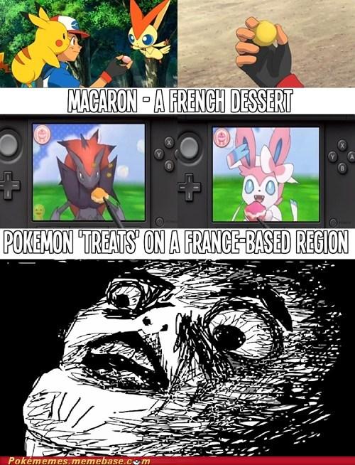 Pokémon anime easter eggs france - 7601132288