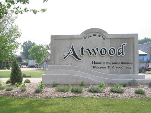 atwood welcome to atwood welcome sign monday thru friday g rated - 7601134848