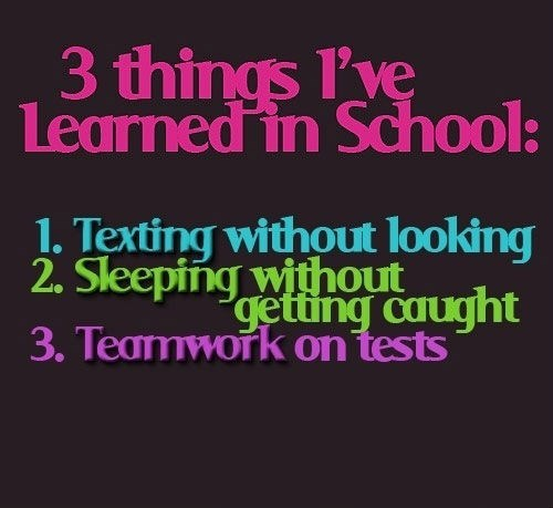 school,life lessons,funny