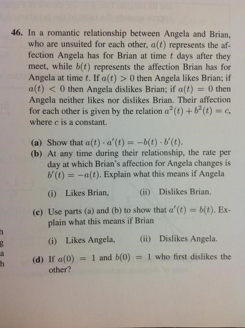 text books relationships math funny