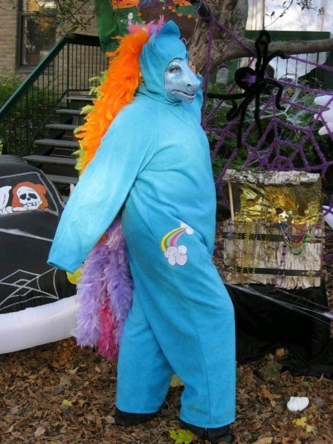 cosplay funny brony fail rainbow dash poorly dressed g rated - 7601555200