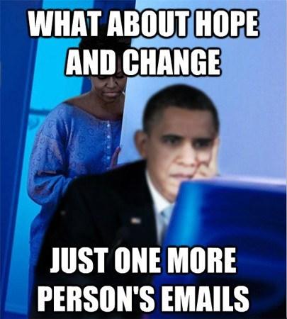 NSA privacy emails Memes barack obama - 7601748224