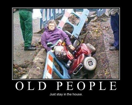 rascals old people dangerous funny