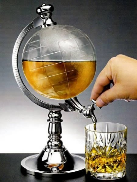 decanter globe classy funny - 7601938688