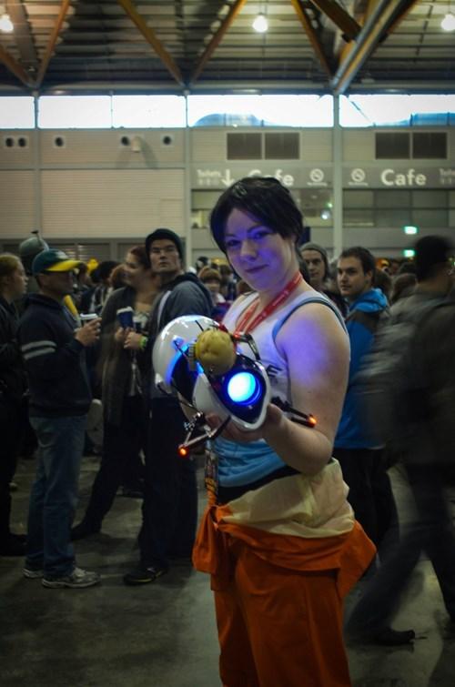cosplay video games portal 2 - 7602416896