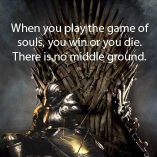 Game of Thrones dark souls - 7602458368