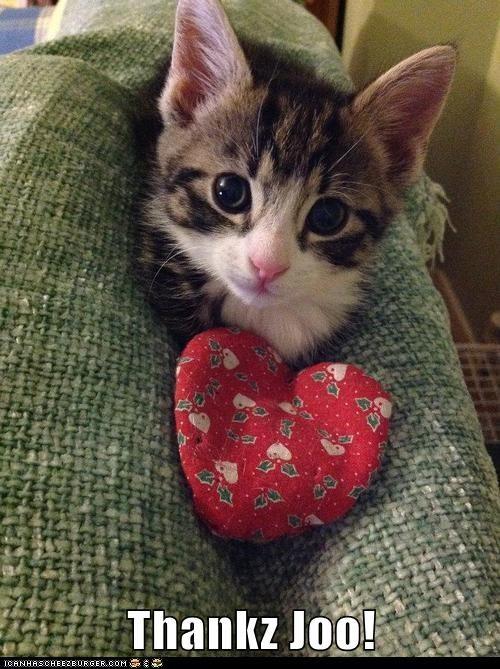heart thank you cute love - 7603930880
