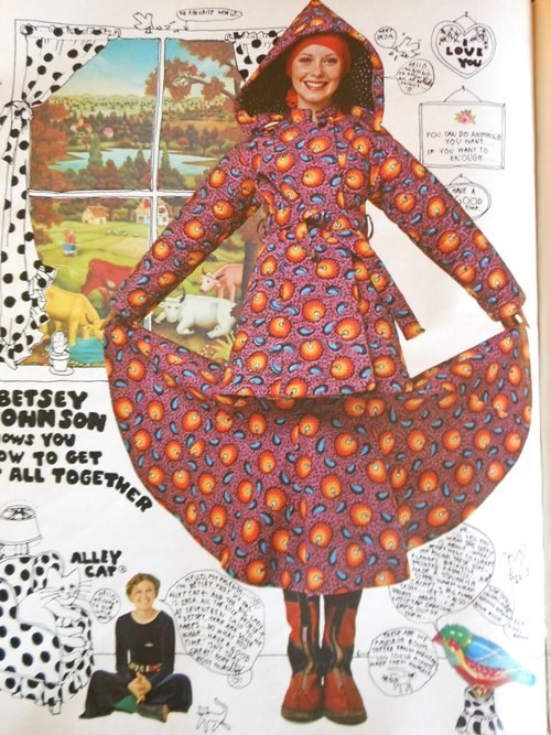 seventeen patterns funny vintage poorly dressed g rated - 7603940096