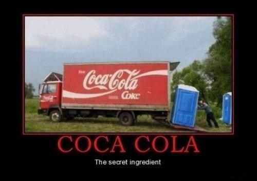 soda coke toliets funny - 7604039936