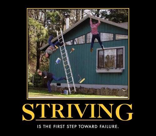 striving failing idiots funny - 7604113920