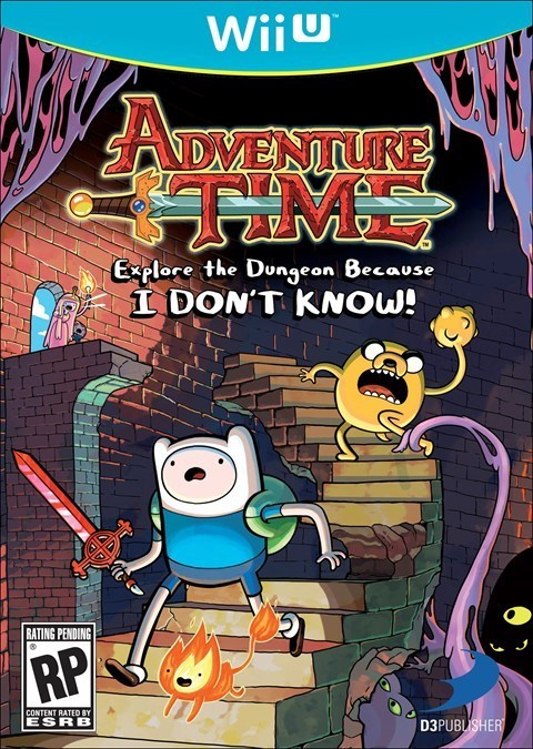 cartoons video games adventure time - 7604366592