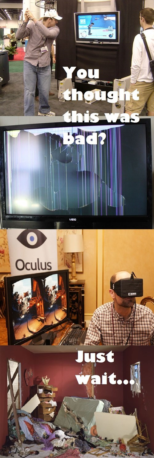 The Oculus Rift Will Change Everything