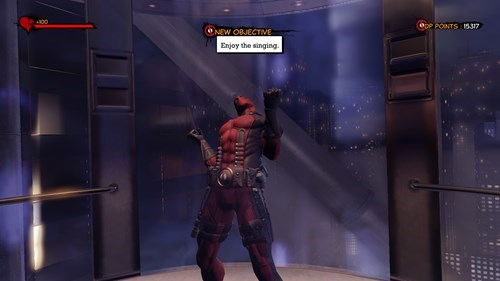 objectives,deadpool,funny