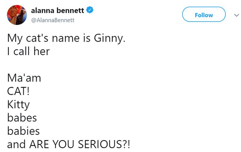 pet nicknames