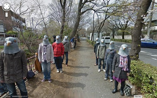 google maps wtf Japan funny - 7604485888