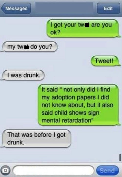 that's rough bro drunk reason to be drunk funny