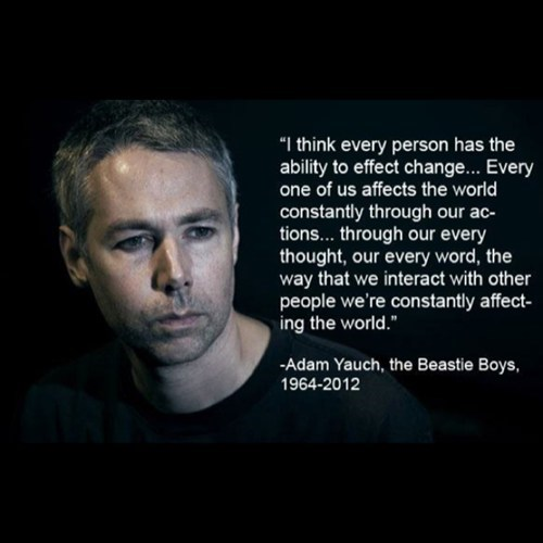 Music MCA adam yauch beastie boys - 7605394176