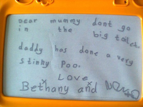 kids parenting notes funny g rated - 7606472192