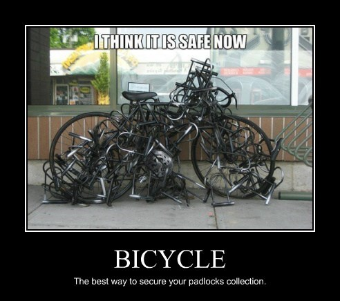 bicycle wtf locks funny - 7606539776